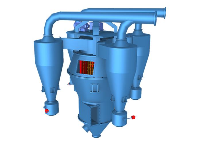 Sepax eddy-current separator