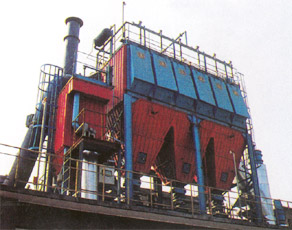 Bag Dust Collector for Coal Mi